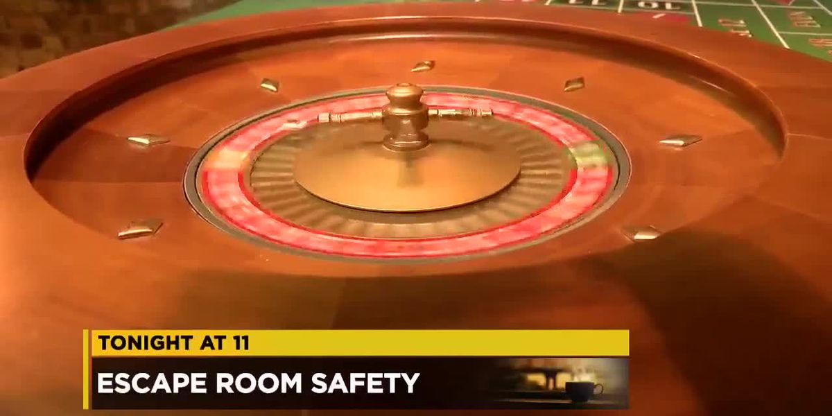 Are escape rooms safe?