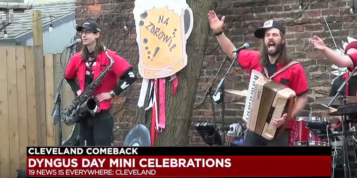 Socially-distanced Dyngus Day celebrations return at local brewery