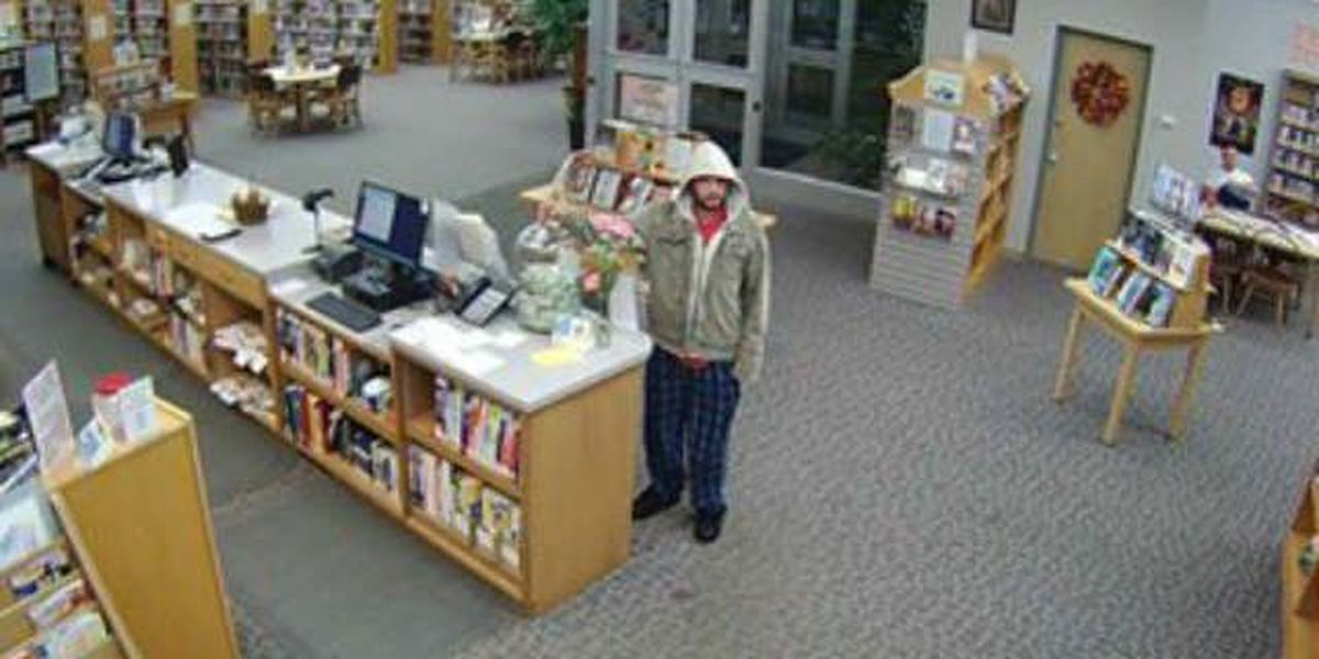 Stolen 'Christmas jar' replaced at Ohio library