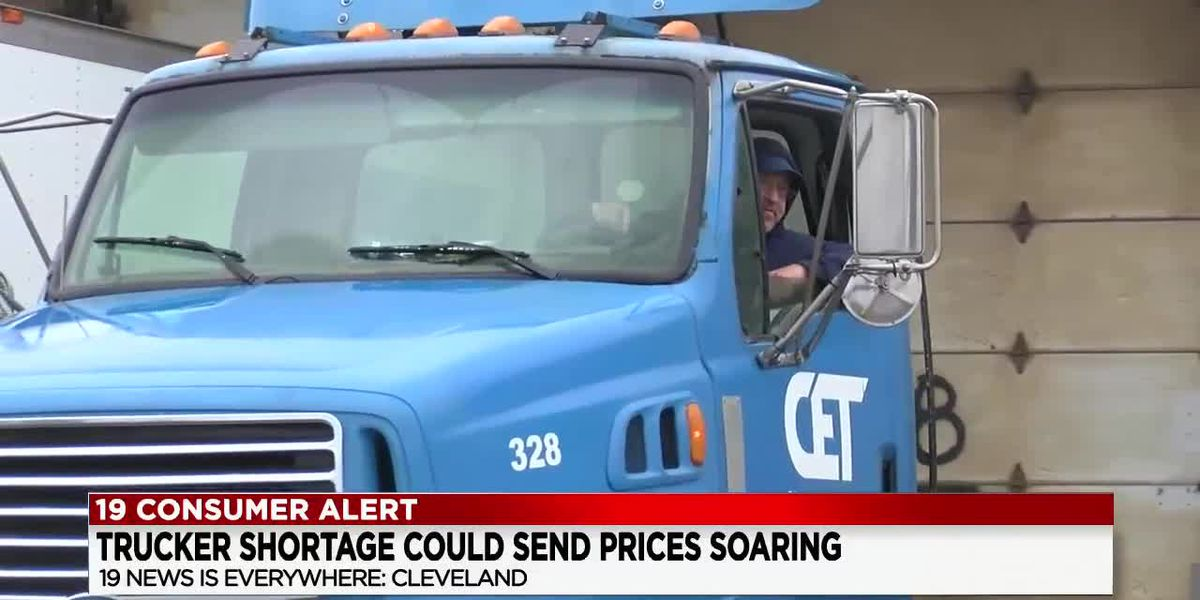 Truck driver shortage is a real issue for Northeast Ohio business
