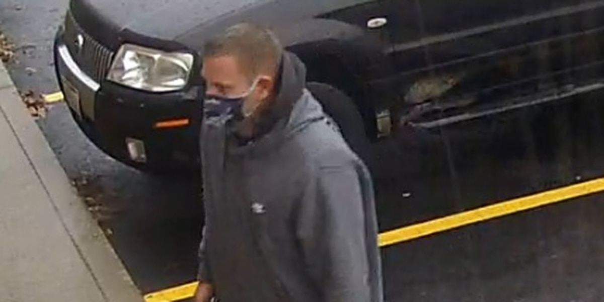 Man suspected of shoplifting wanted by Mentor Police