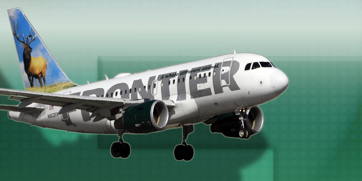 6 passengers confirmed sick on Frontier flight from Cleveland to Tampa