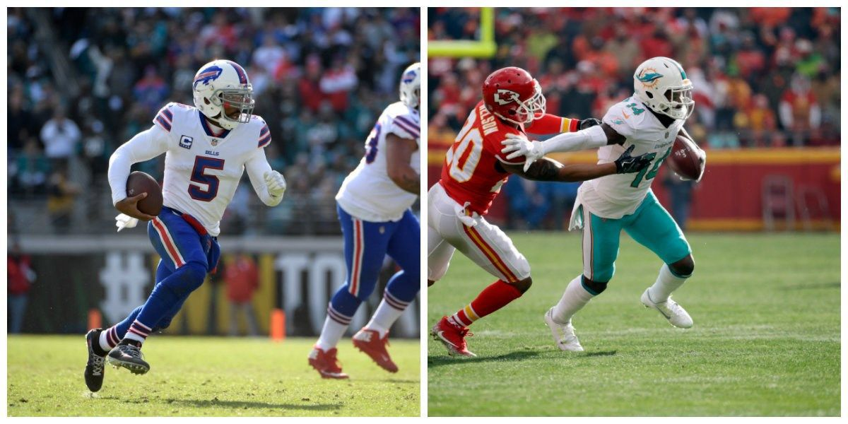 Cleveland Browns introduce Jarvis Landry, Tyrod Taylor & Damarious Randall