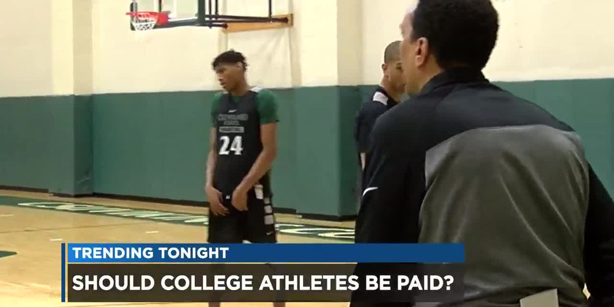 New bill could allow college athletes to get paid