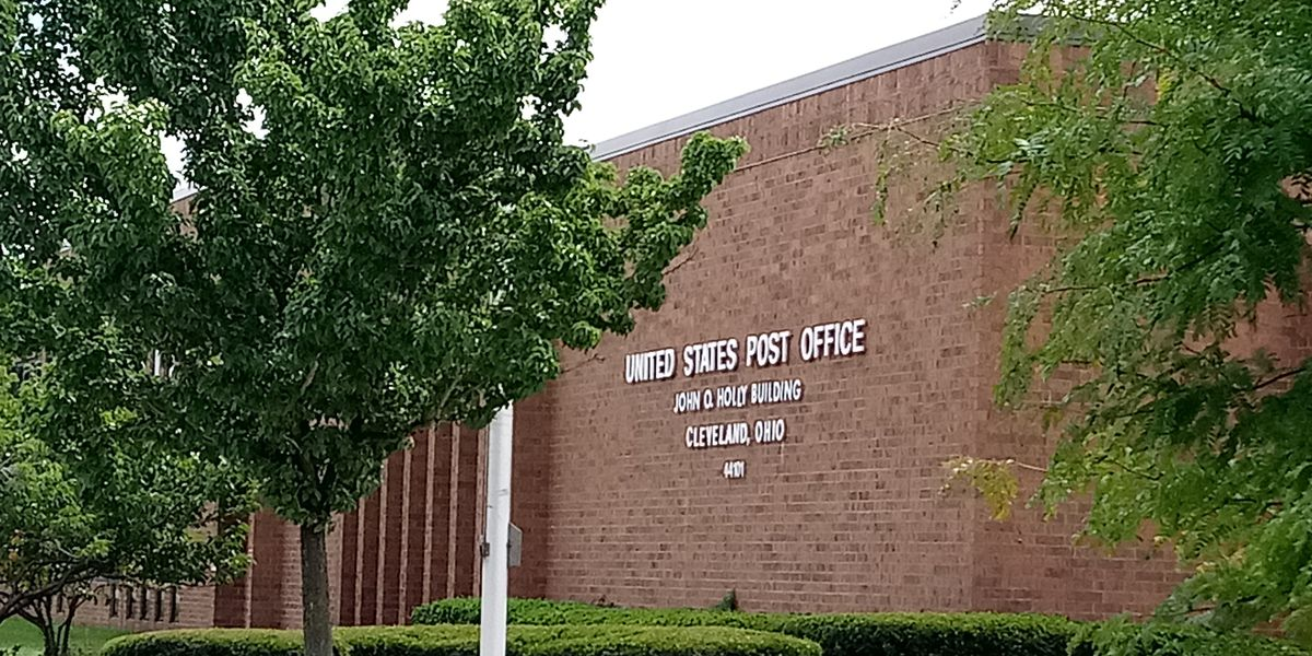 Drive up and drop off: Cleveland Main Post Office to accept ballots in parking lot starting next week