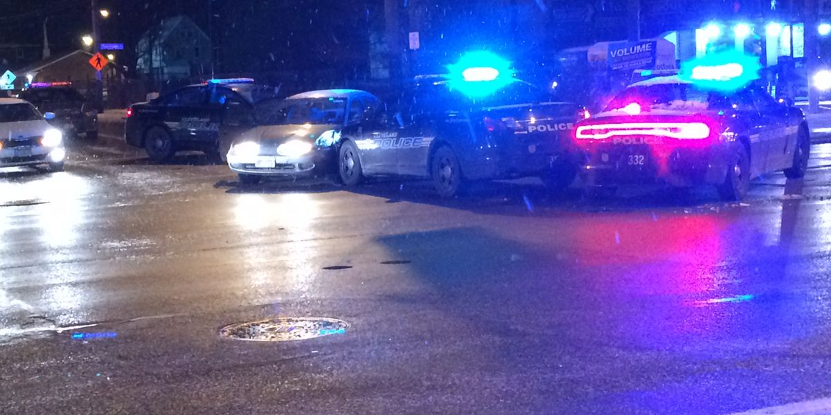 Cleveland teens accused of carjacking food delivery driver and crashing into police cruiser