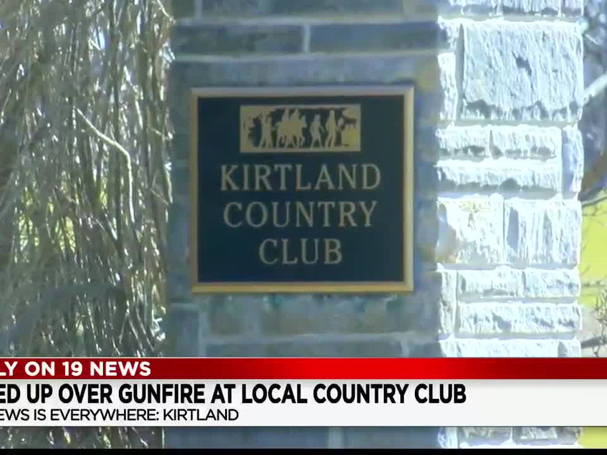 Neighbors again protest skeet shooting noise outside Kirtland Country Club