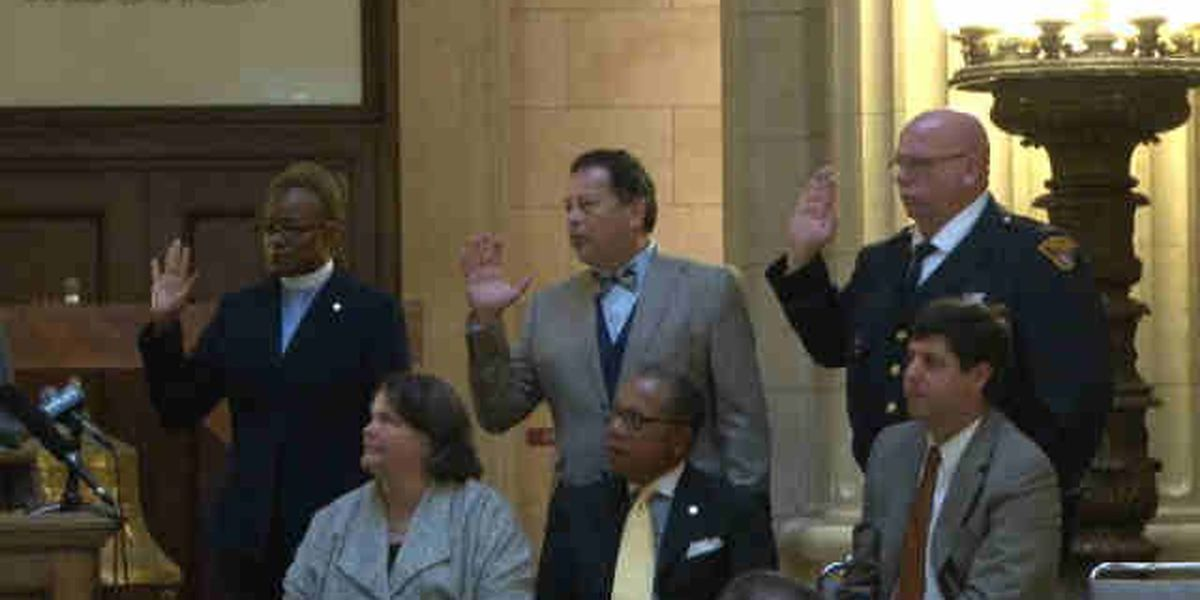 CLE Community Police Commission members announced