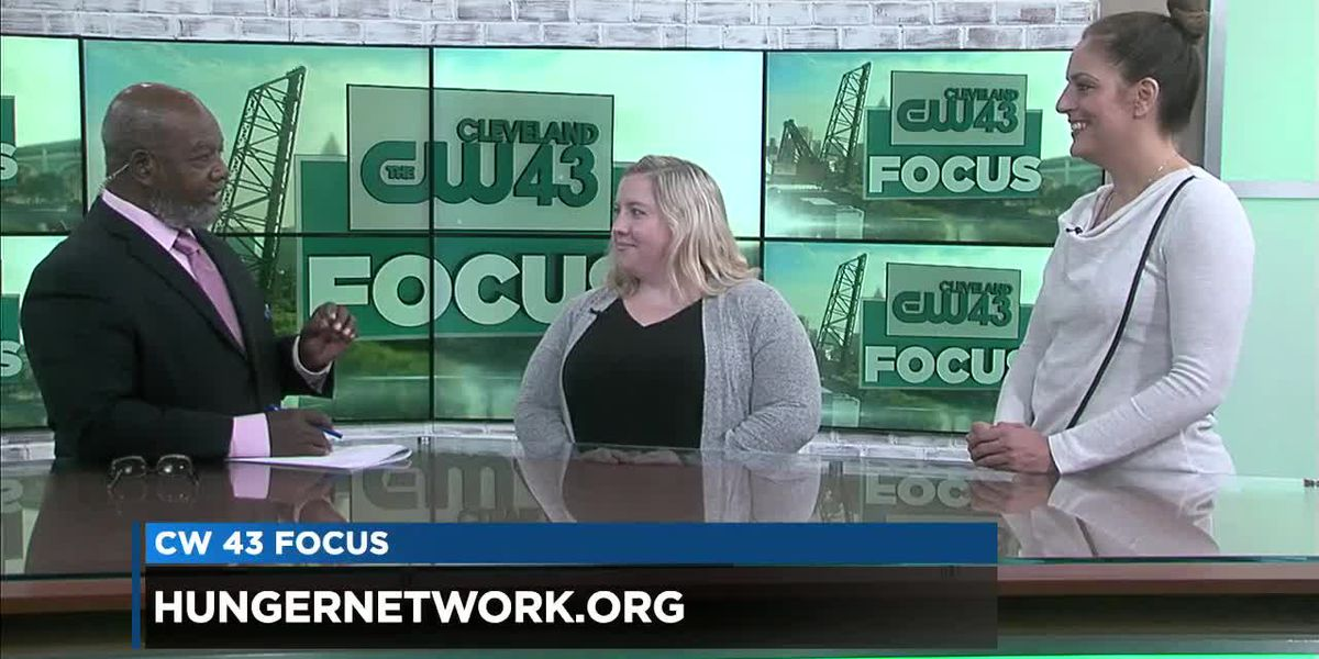 CW 43 Focus: Hunger Network of Greater Cleveland teams up with West Side Market to fight hunger