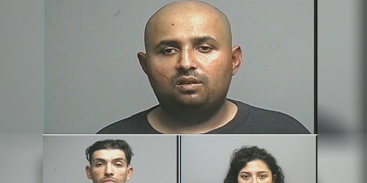 $1M bond set for 3 Chicago residents arrested for distraction burglaries in Ohio, Pennsylvania