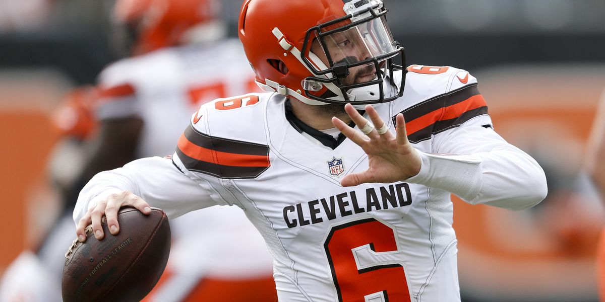 Cleveland Browns dominate the Cincinnati Bengals 35-20