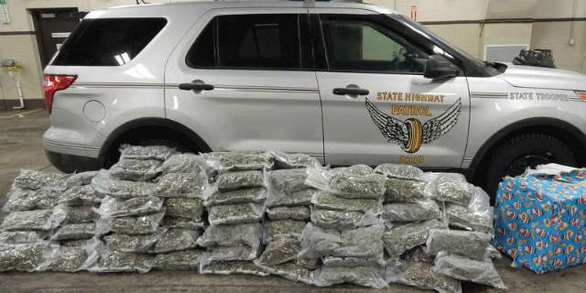 Troopers seize 235 pounds of marijuana in Lorain County traffic stop