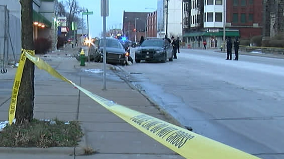 Teen being charged as adult pleads not guilty in deadly chase that killed 13-year-old East Cleveland girl