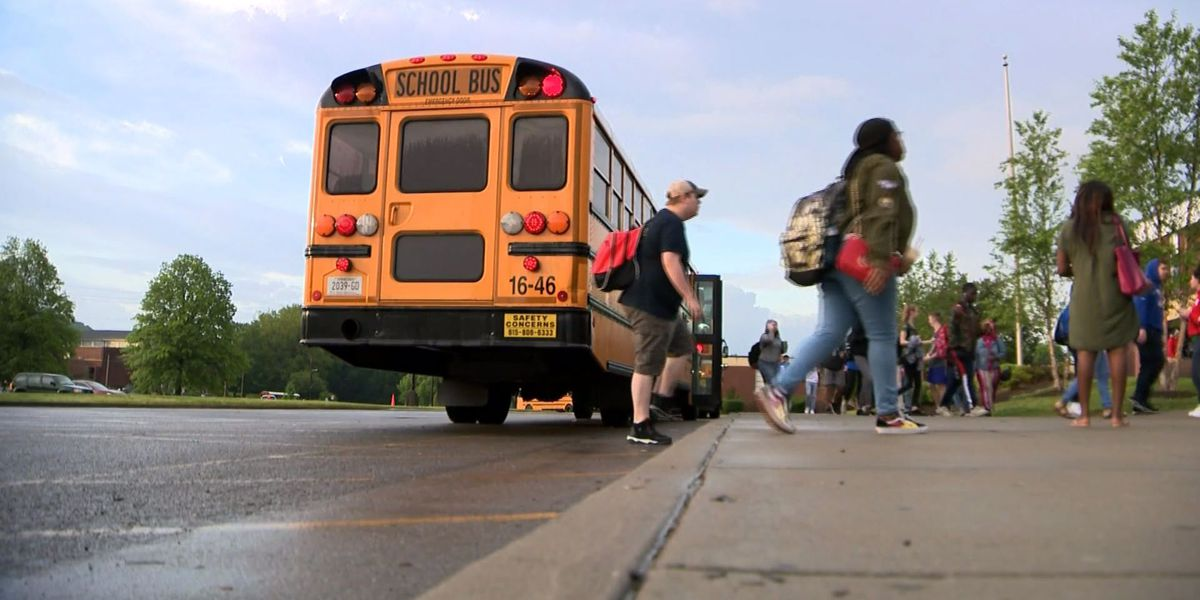 Sunny Side Up: Who is responsible for making sure kids get on and off the school bus?