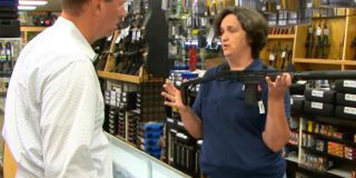 Local gun shop reacts to deadly Arizona gun range shooting