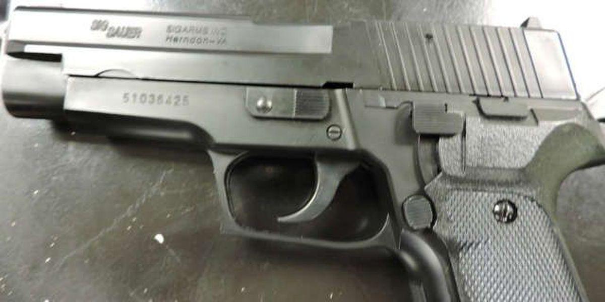 Police: 13-year boy with air soft BB gun runs from police