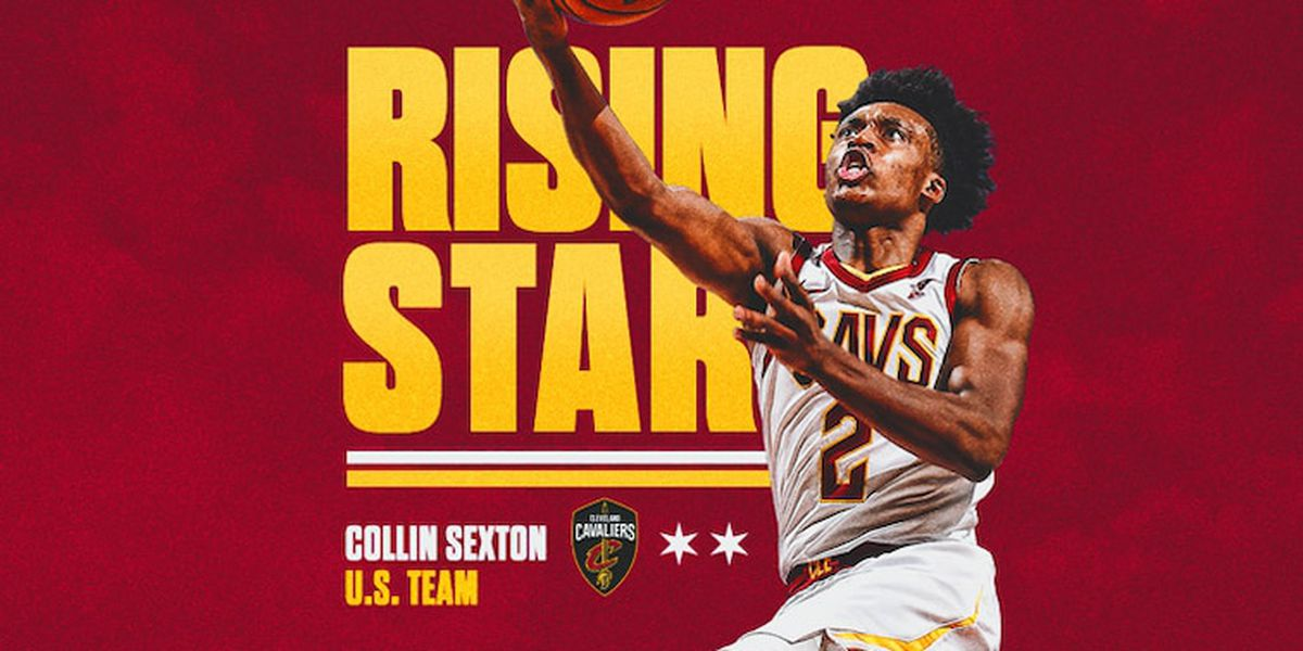 """Rising Star"" Collin Sexton headed to All-Star Weekend"