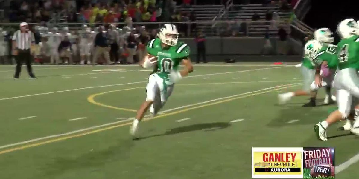 Mayfield beats Willoughby South, 37-13: Friday Football Frenzy(part 2)