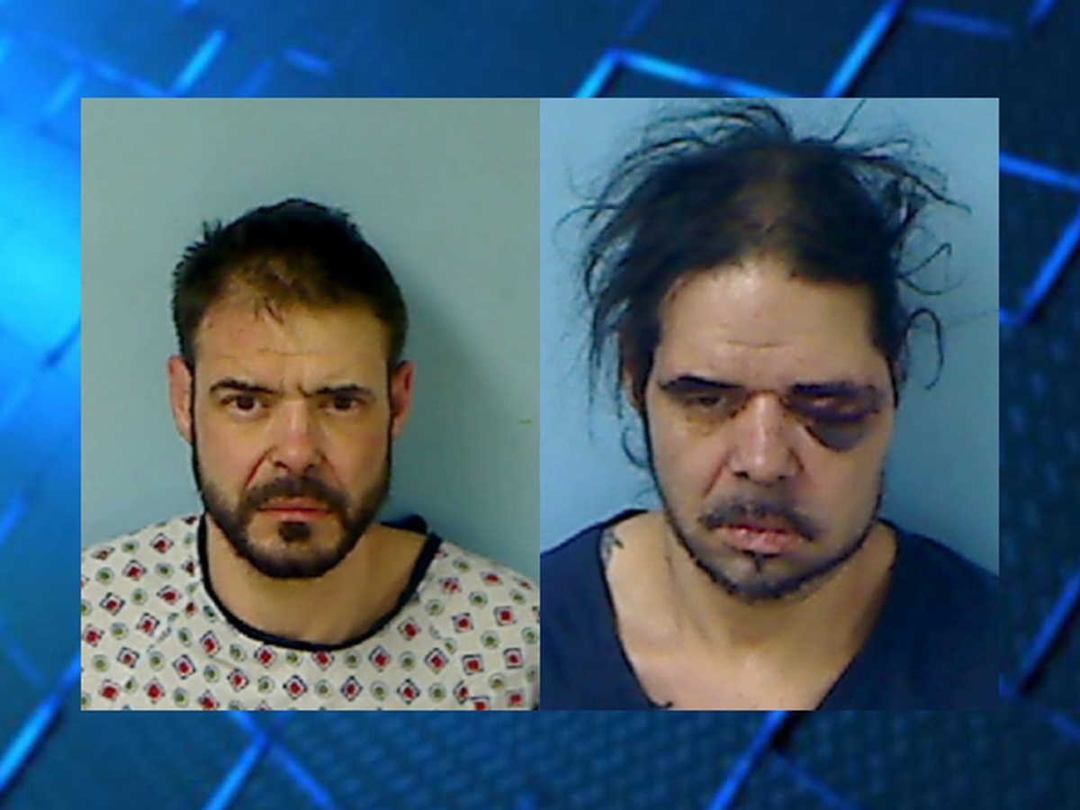 Westlake police charge brothers with stealing car, license plates from Hyland Software before chase
