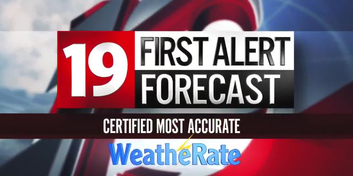 Northeast Ohio weather: Comfortable weekend; small chance of rain Sunday afternoon