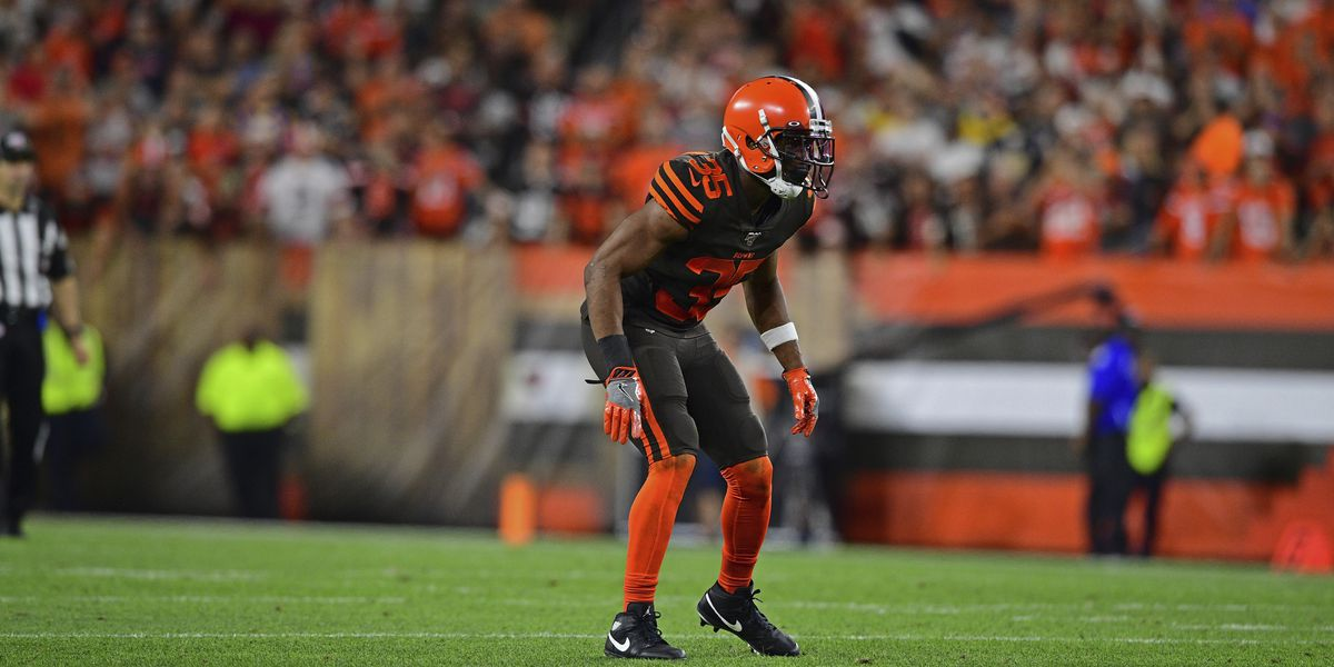 Jermaine Whitehead says he is 'deeply sorry' for explicit and threatening tweets following Sunday's Browns game