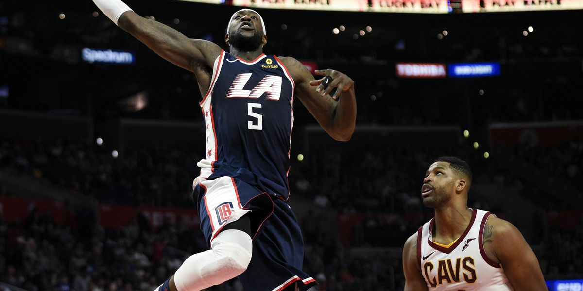 Harrell, Clippers stay hot in 132-108 win over Cavaliers