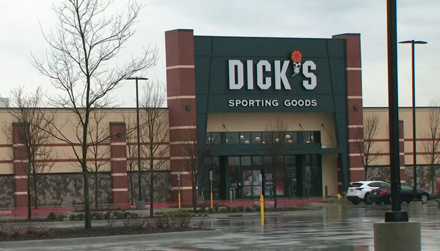 best service d4073 6c6db Dick's Sporting Goods may stop selling guns