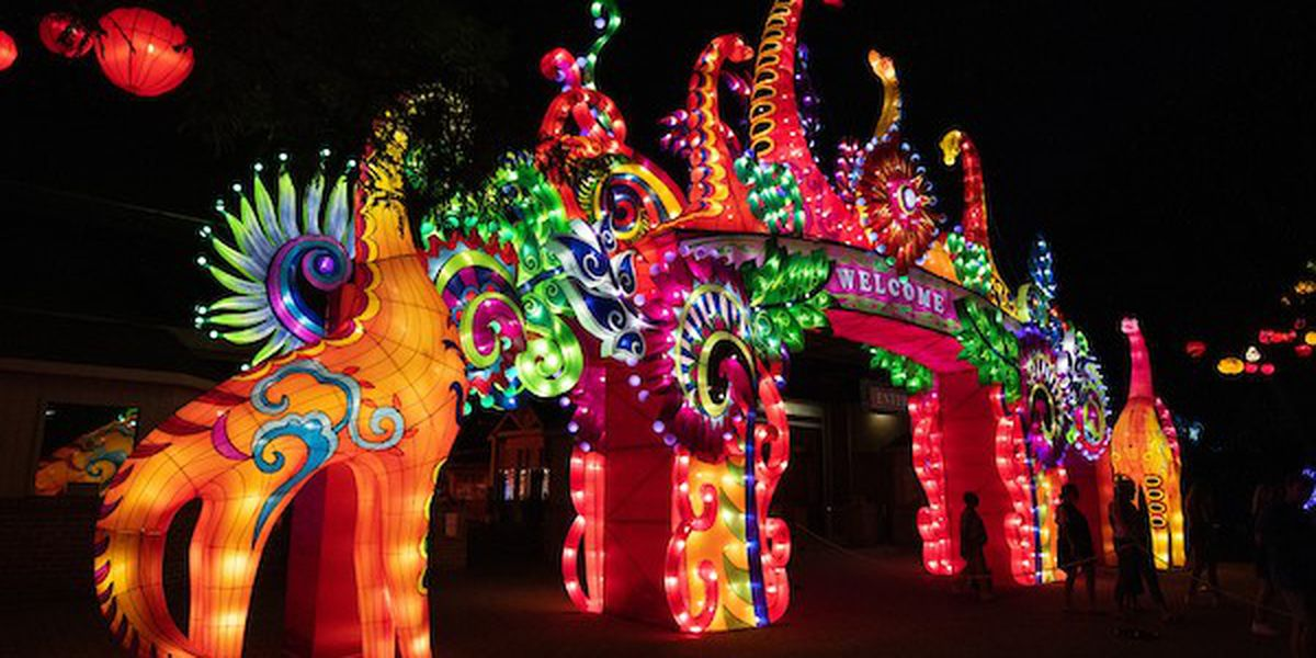 Cleveland Metroparks Zoo extends Asian Lantern Festival through Oct. 4
