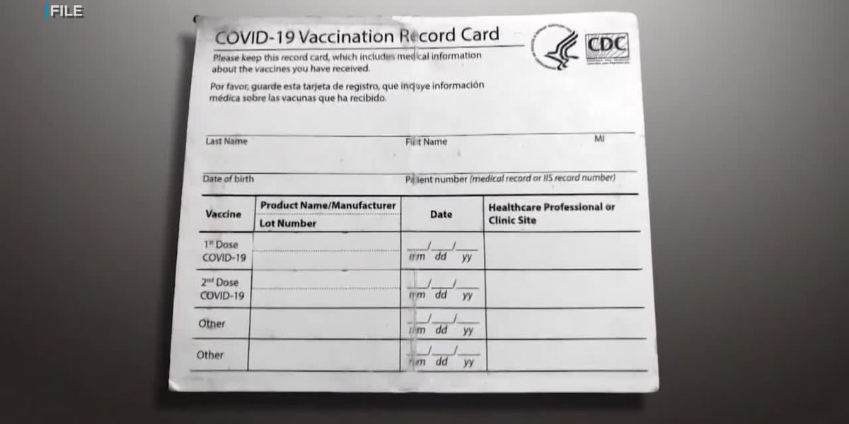 COVID-19 vaccine passports could bring privacy concerns