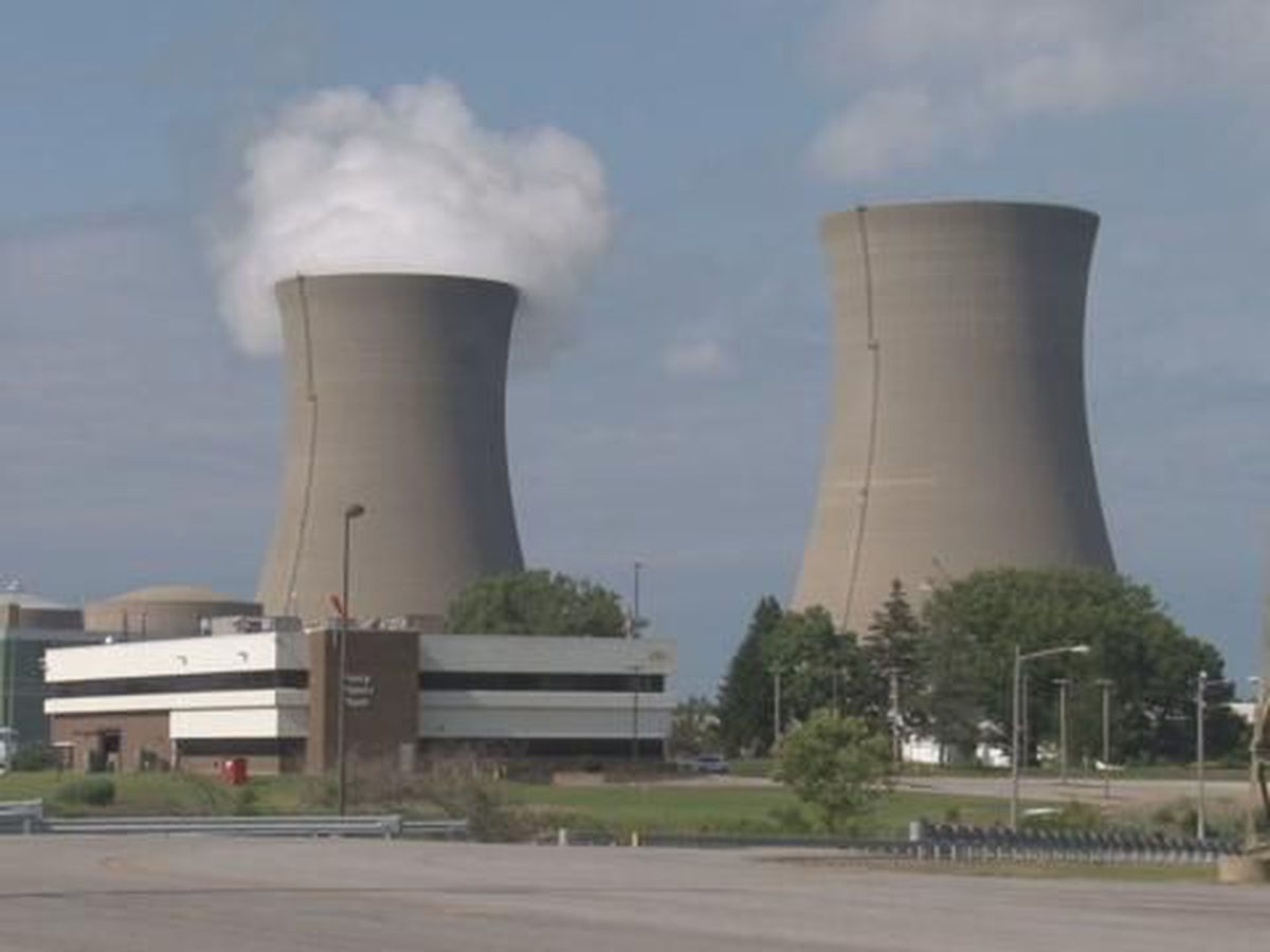 Plan to rescue Ohio's nuclear plants clears Ohio House