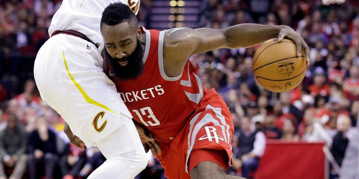 James' 33, Green's 27 not enough to hold off Rockets and Harden's triple-double