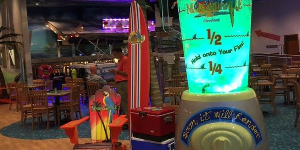 Margaritaville opens on the East Bank of the Flats