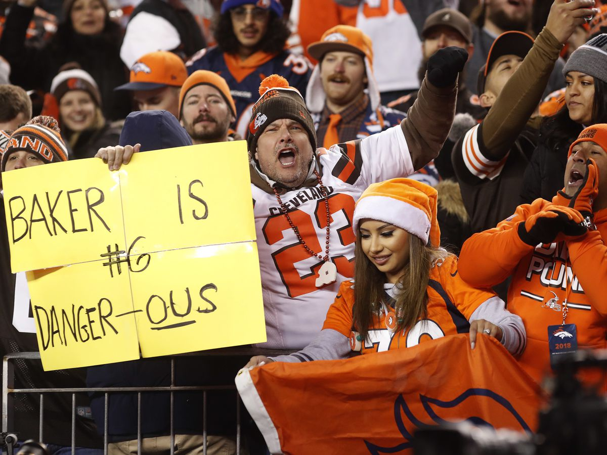 Cleveland Browns' playoff hopes are slim, but still possible