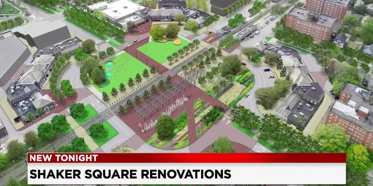 Historic Shaker Square relying on community member input for renovation plans