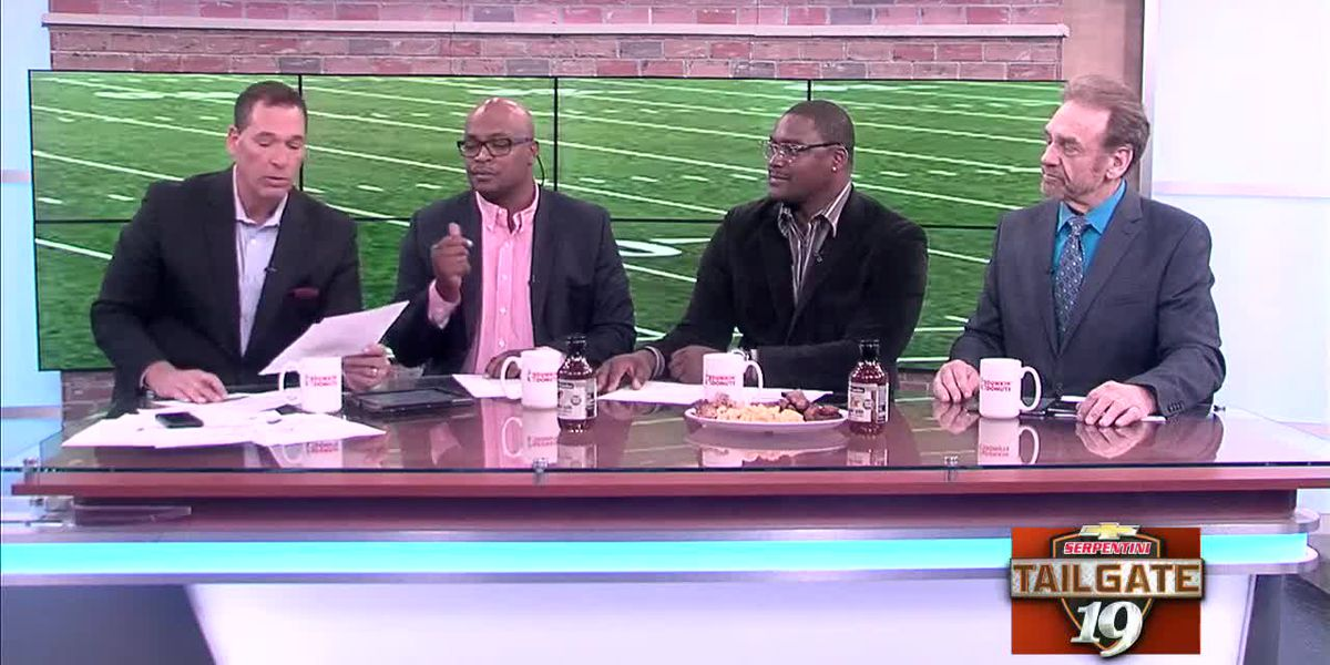 Tailgate 19: Browns vs. Steelers preview