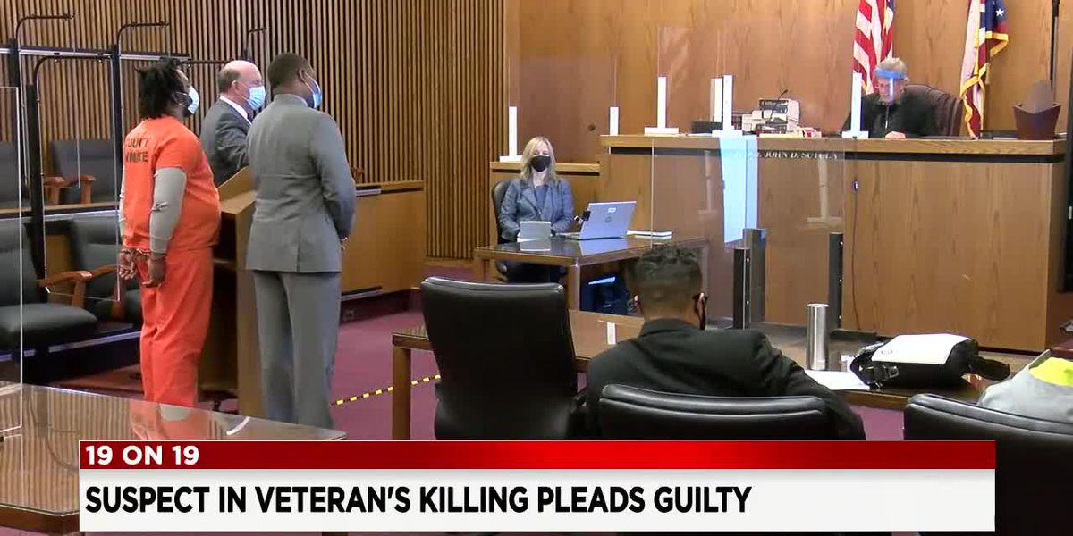 Guilty plea from man who killed a Vietnam Veteran at Maple Heights laundromat