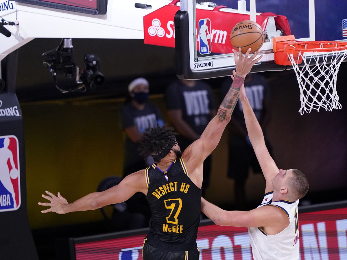 Report: Cleveland Cavaliers acquire center JaVale McGee from Los Angeles Lakers in trade