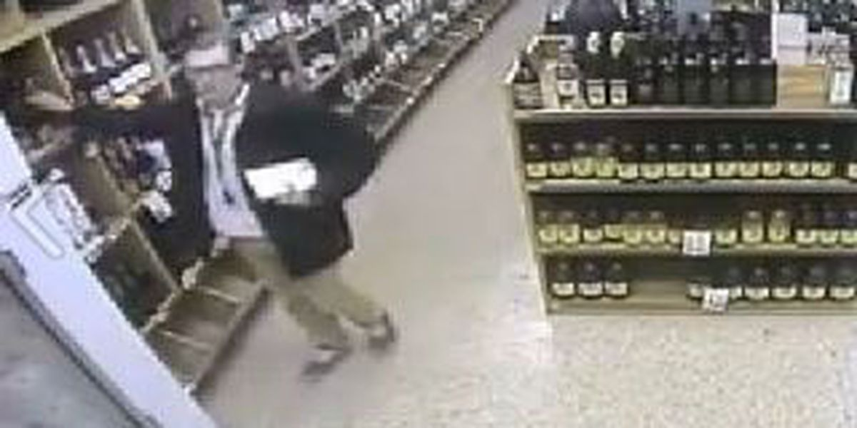 CAUGHT ON CAMERA: Help Lakewood Police catch the champagne criminal