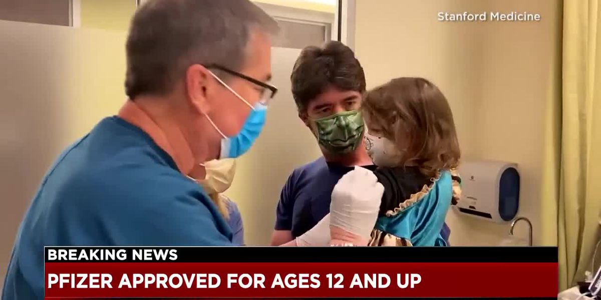 Parents hesitant to get their children vaccinated as FDA authorizes Pfizer COVID-19 vaccine for ages 12-15