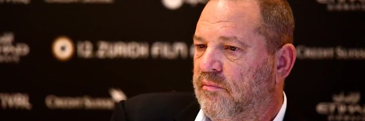 Women confront Weinstein at comedy club