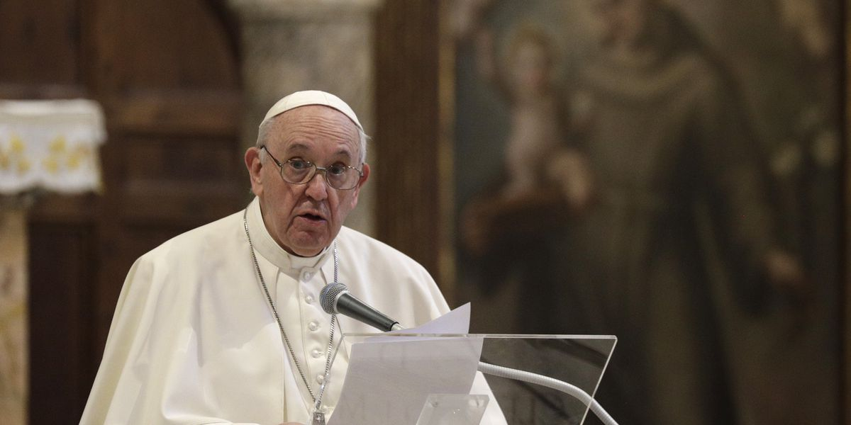 Pope pivots on same-sex marriage issue, signaling major change within the Catholic Church