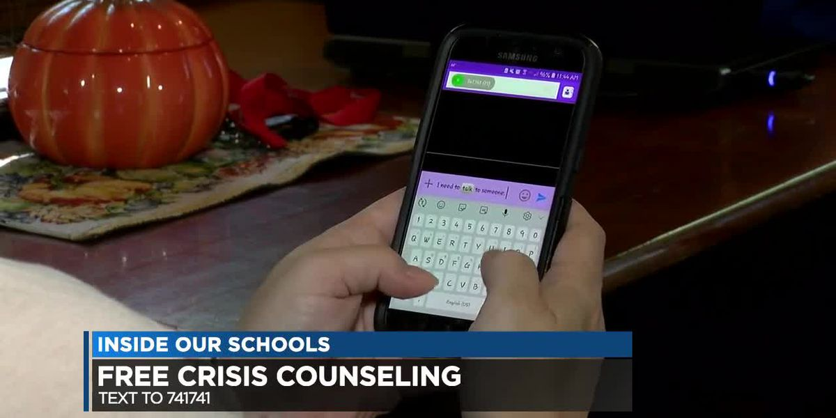 Bullying is a top issue among texters on Crisis Text Line