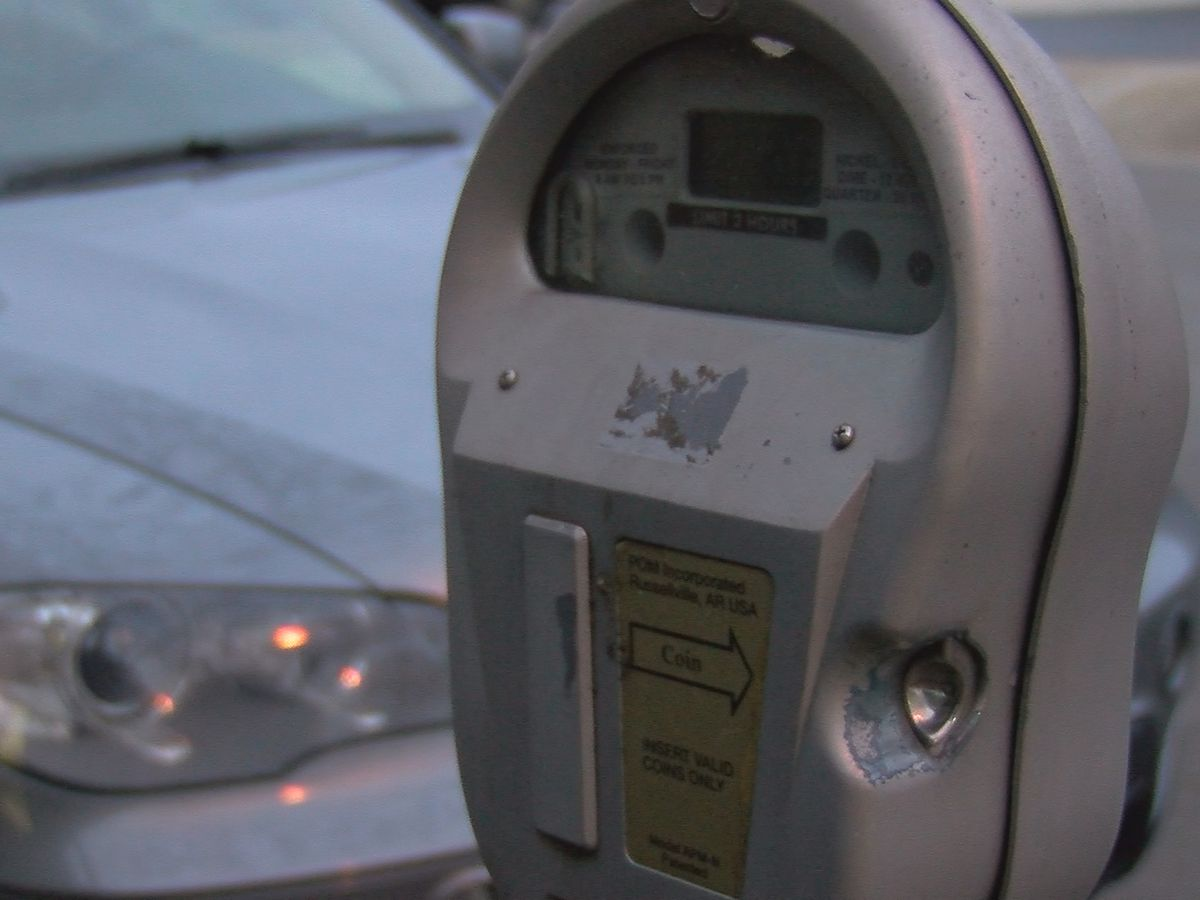 Cleveland wants to spend $300,000 on a study about upgrading coin-fed parking meters