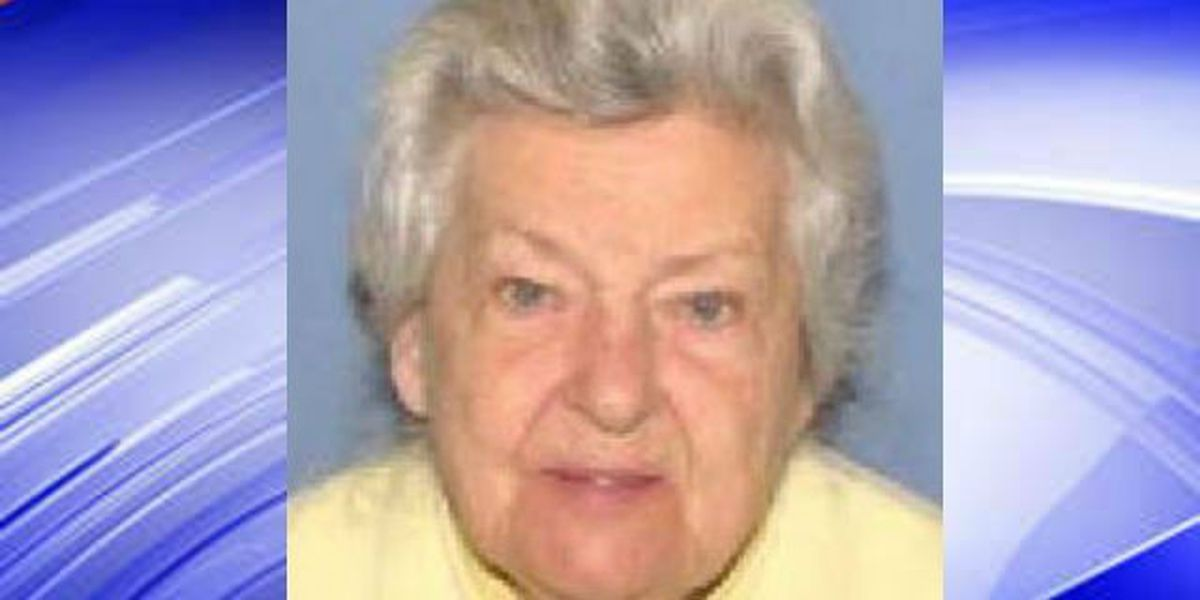 Elderly woman goes missing on her way to church picnic