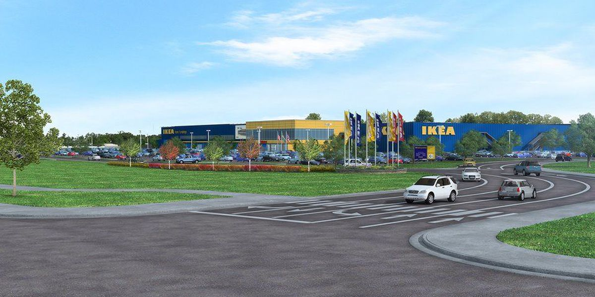 Opening date set for Columbus IKEA