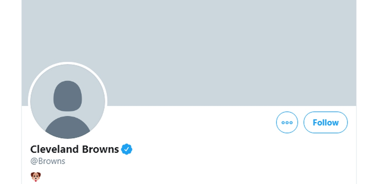 Cleveland Browns' Twitter account reportedly hacked along with over a dozen other NFL teams