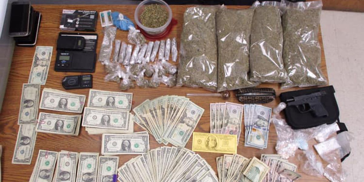 Uhrichsville police raid their 6th drug house since December