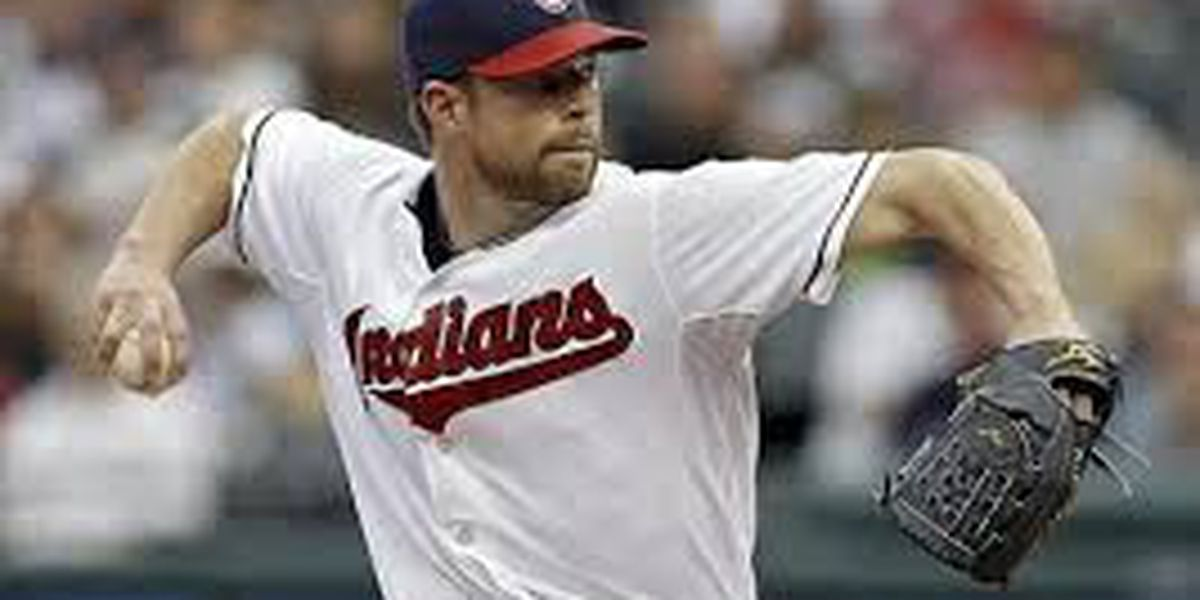 Indians starting ace Corey Kluber in Game 1 of ALCS