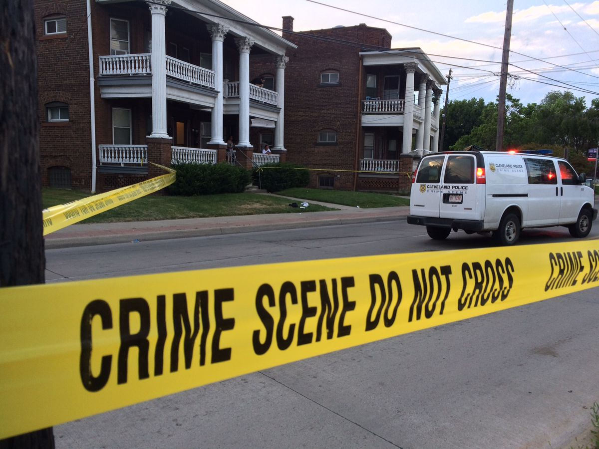 15-year-old boy shot in the chest on Cleveland's West Side, police investigating on scene