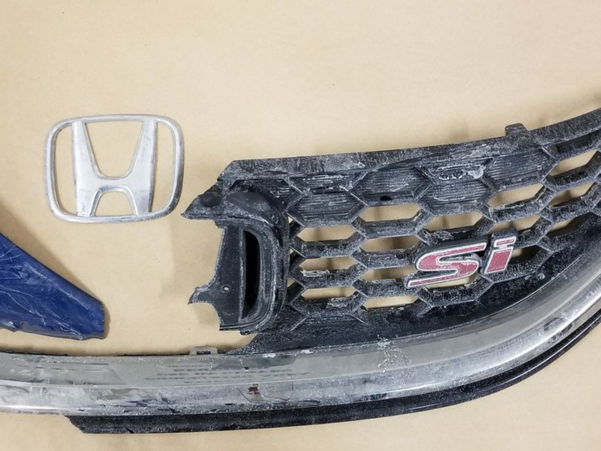 North Royalton police hope to identify hit-and-run driver by car parts left at crash scene